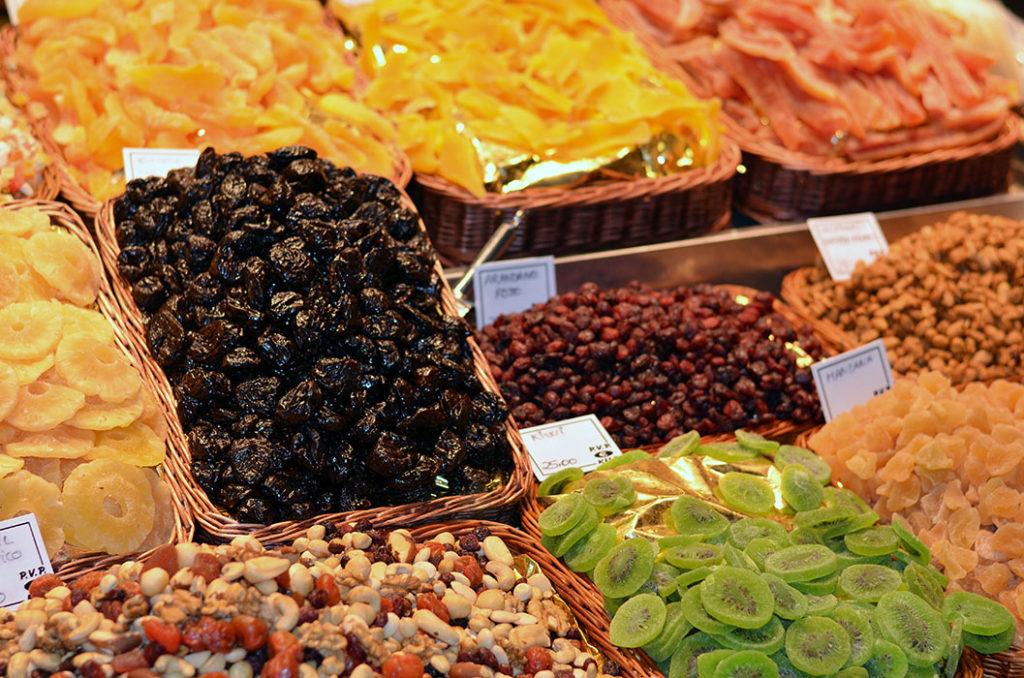 Где находится и как добраться на рынок Бокерия в Барселоне
