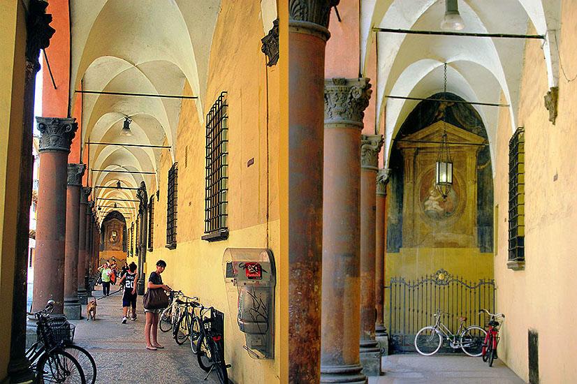 Экскурсии из Римини — студенческая Болонья!