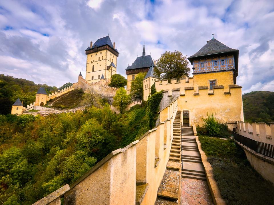 Экскурсия в замок Карлштейн из Праги