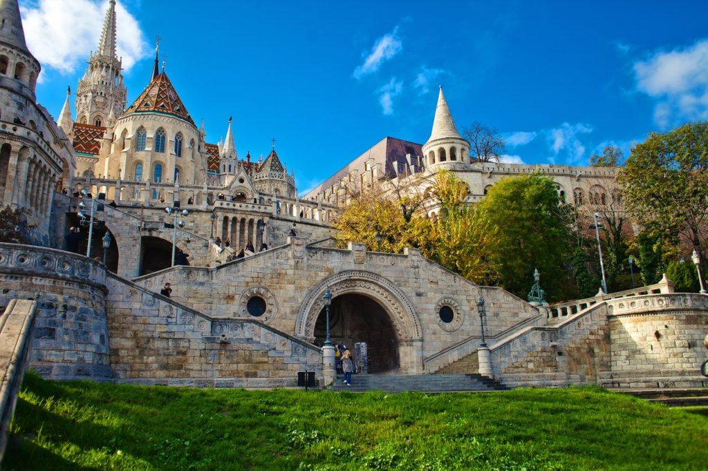 Достопримечательности Будапешта: Будайская крепость