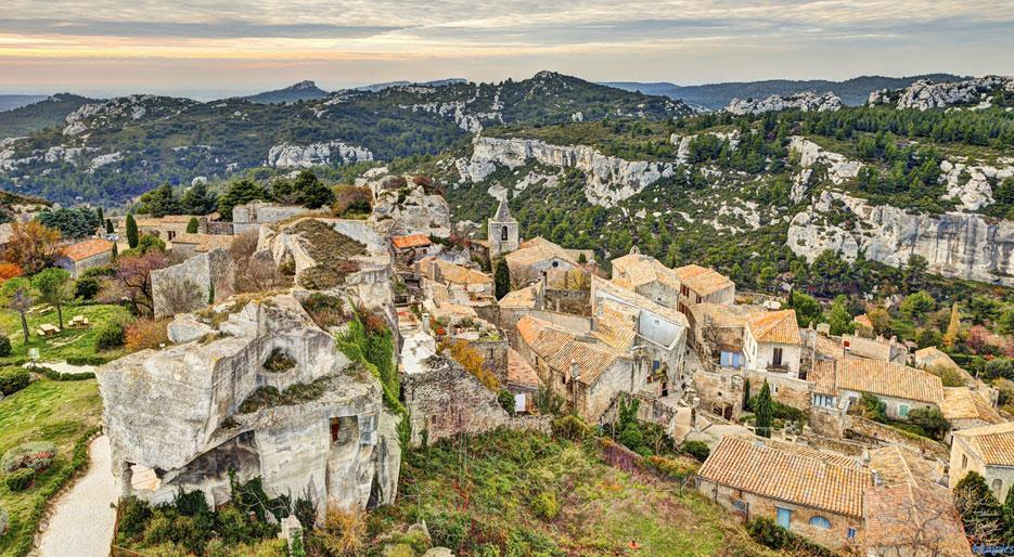 Самые красивые города Прованса: Сен-Реми-де-Прованс прованс 10 лучших городов Прованса saint r my de provence