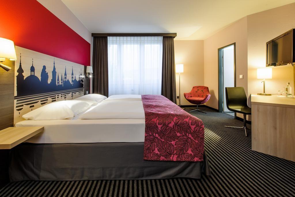Двухместный номер в Mercure Hotel Würzburg (Вюрцбург, Бавария)