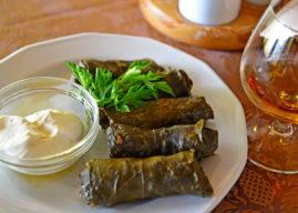 Армянская долма — рецепт приготовления