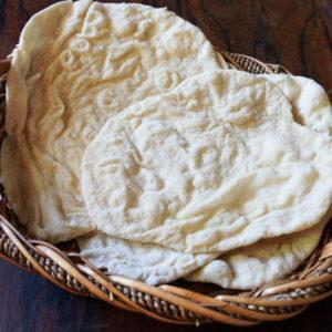 Армянский лаваш на сковородке: ингредиенты для теста, рецепт