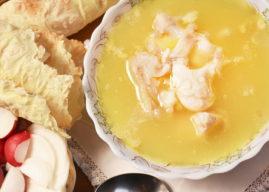 Суп хаш — рецепт приготовления