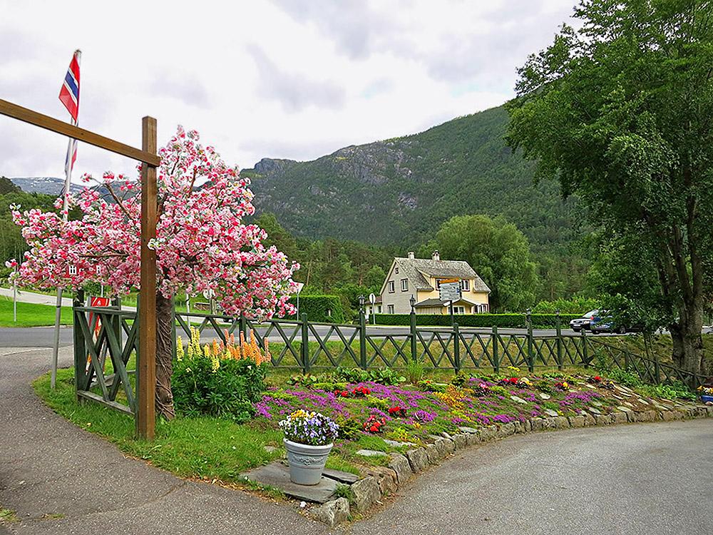 Где остановиться в Кинсарвике, Норвегия