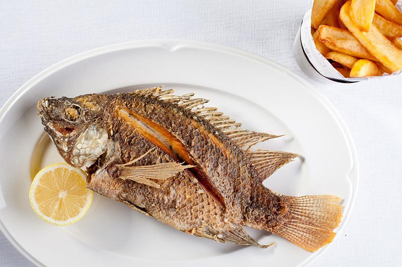Рыба святого Петра: самое заказываемое блюдо в Израиле