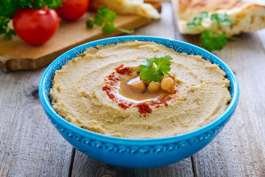 Что попробовать в Израиле: хумус