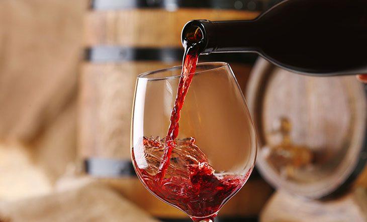 Кипрское вино на фестивале в Лимассоле