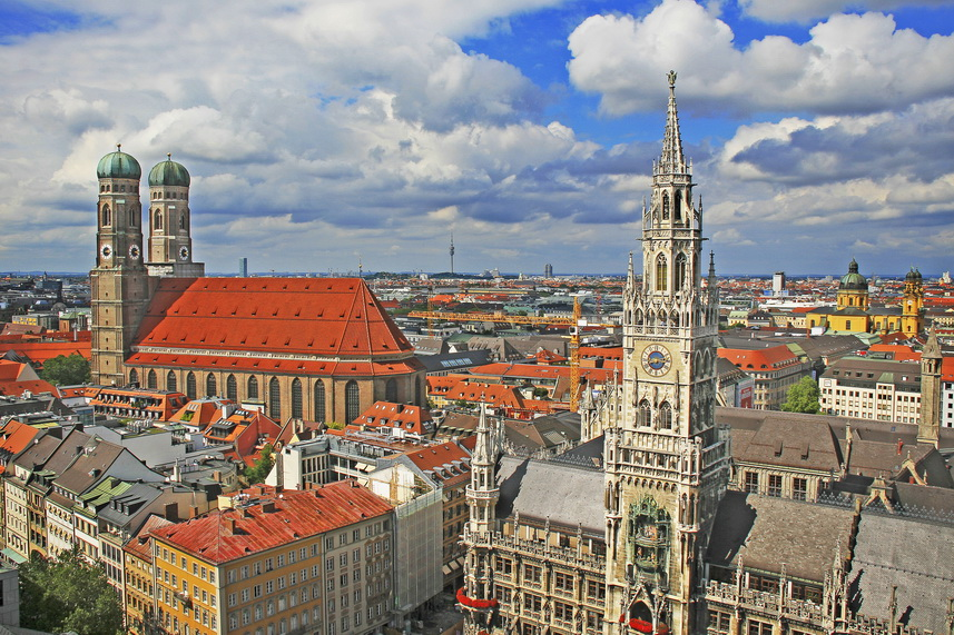 Что посмотреть в Баварии: Мюнхен, Германия