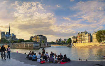 Праздники и фестивали Парижа