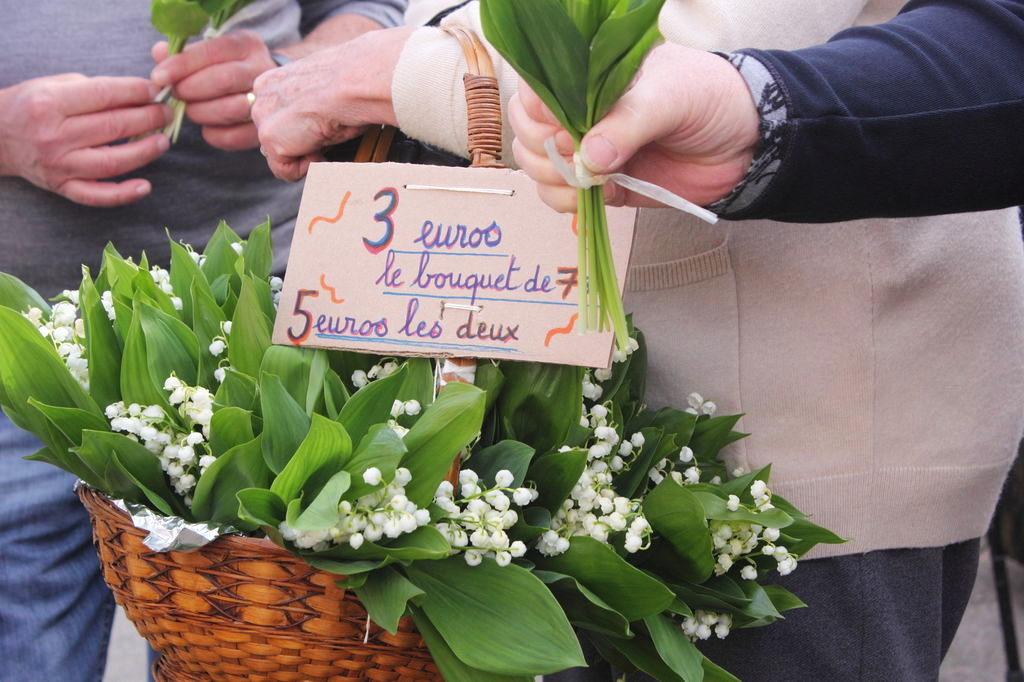 Весенние праздники Парижа: День ландыша