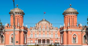 Петровский Путевой дворец, Москва — экскурсии, как добраться