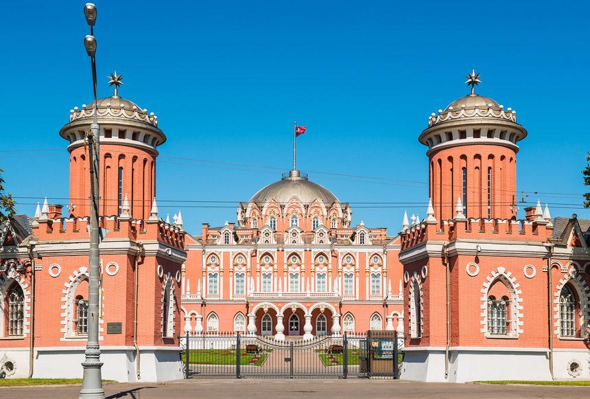 eca2b96ba Петровский Путевой дворец, Москва — экскурсии, как добраться
