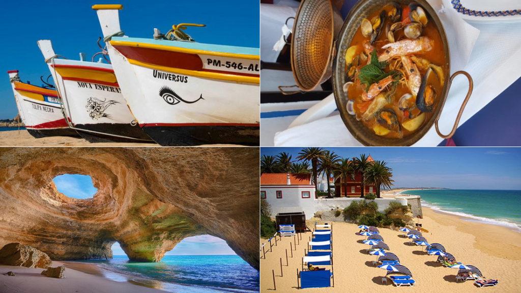 Отдых на Атлантическом побережье Португалии: город Армасан-де-Пера