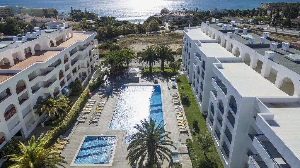 Территория комплекса Be Smart Terrace Algarve (Армасан-де-Пера, Португалия)