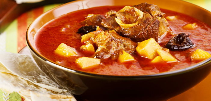 Готовим армянский суп бозбаш — пошаговый рецепт, фото и видео