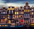 Берлин — Амстердам (на самолете, поезде, автобусе; цены на трансфер)
