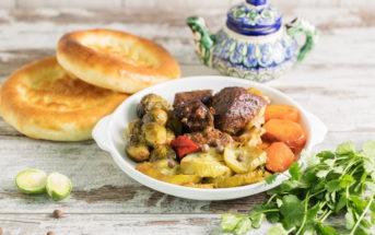 Крымско-татарская кухня: рецепт дымламы (фото и видео)