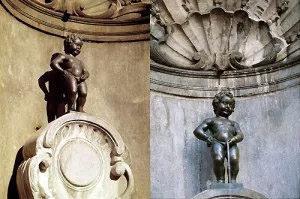 Манекен Пис — символ Брюсселя