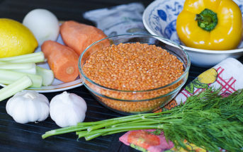 Как приготовить суп с красной чечевицей — ингредиенты, рецепт, фото