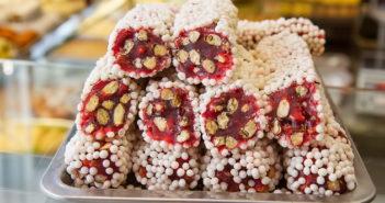 Гастрономическая экскурсия по Аланье, Турция - дегустация сладостей