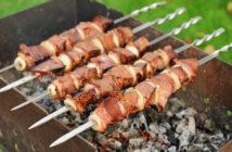 Узбекский кебаб из говяжьей печени — ингредиенты, как готовить