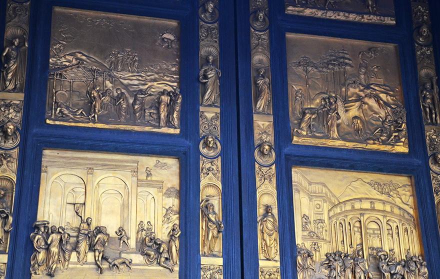 Достопримечательности Флоренции и окрестностей: баптистерий Сан-Джованни