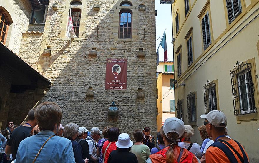 Достопримечательности Флоренции: дом-музей Данте