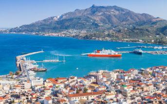 Остров Закинтос — как добраться на пароме (расписание) из Афин, самолете из Москвы