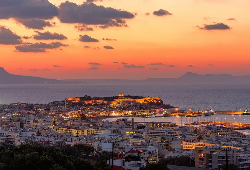 Фото: Ретимно (Крит, Греция)