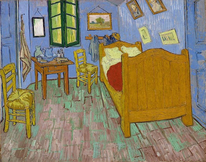 Шедевры импрессионизма: «Спальня», Винсент ван Гог