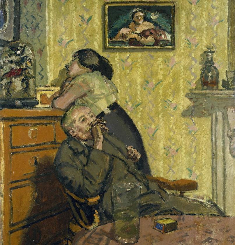 Шедевры импрессионизма: «Скука» Уолтера Сикерта