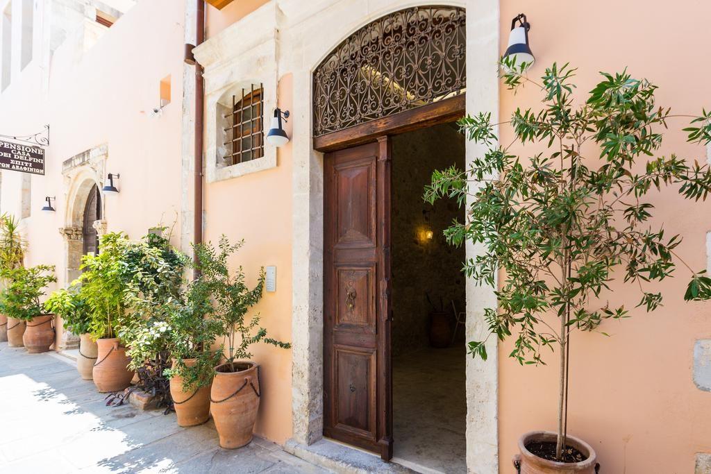 Где остановиться в Ретимно: Casa Dei Delfini
