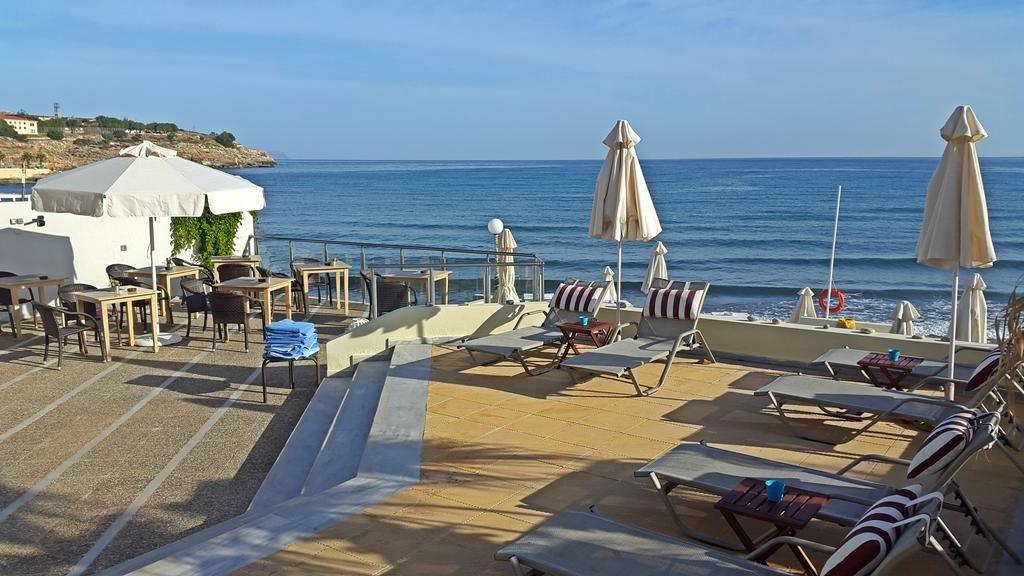 Прибрежная территория Filoxenia Beach Hotel (Ретимно, Крит)