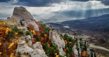 Демерджи, Крым — экскурсии в Долину Привидений, как добраться, что смотреть