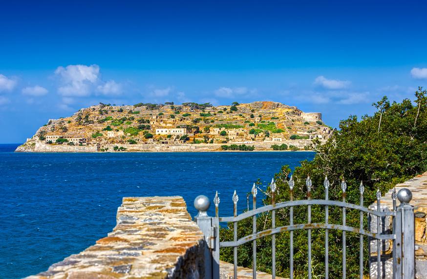 Экскурсии из Элунды (Крит, Греция): остров Спиналонга