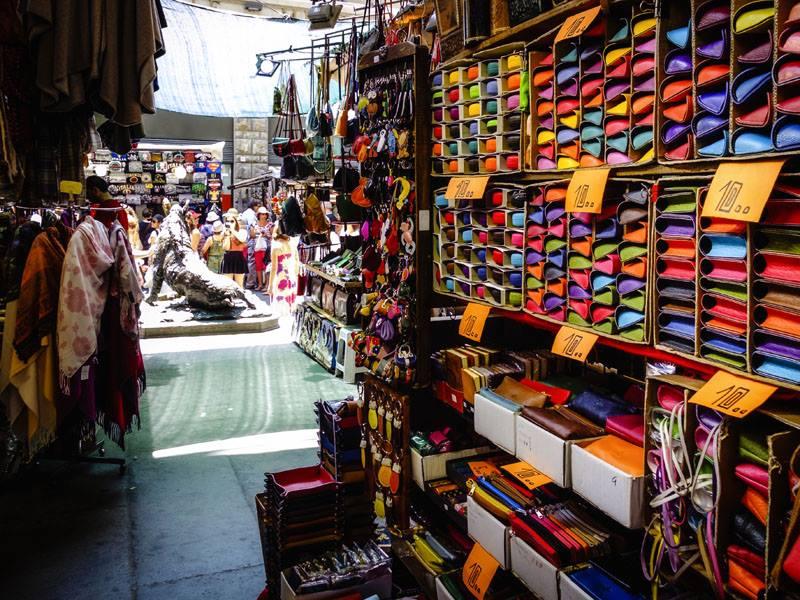Интересные места во Флоренции: рынок Порчеллино