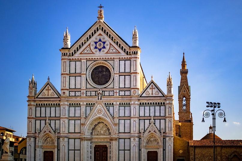Что посмотреть во Флоренции: базилика Санта-Кроче