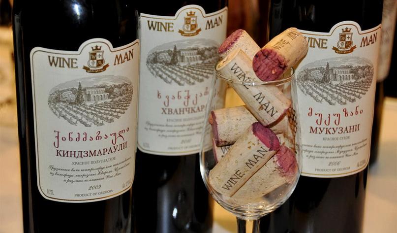 Что попробовать в Грузии: грузинские вина