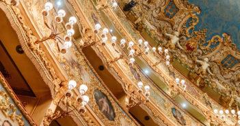 Оперный театр Ла Фениче — итальянская птица Феникс