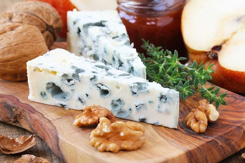 Сыр Горгонцола (Ломбардия, Италия)