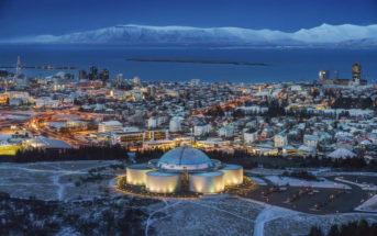 Достопримечательности Рейкьявика: 10 интересных локаций