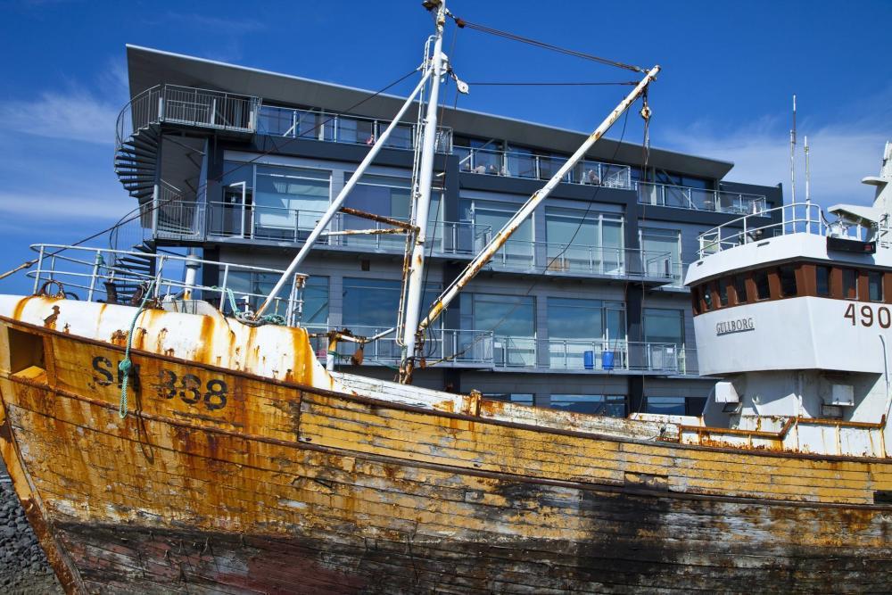 Где побывать в Рейкьявике: экспонаты Морского музея