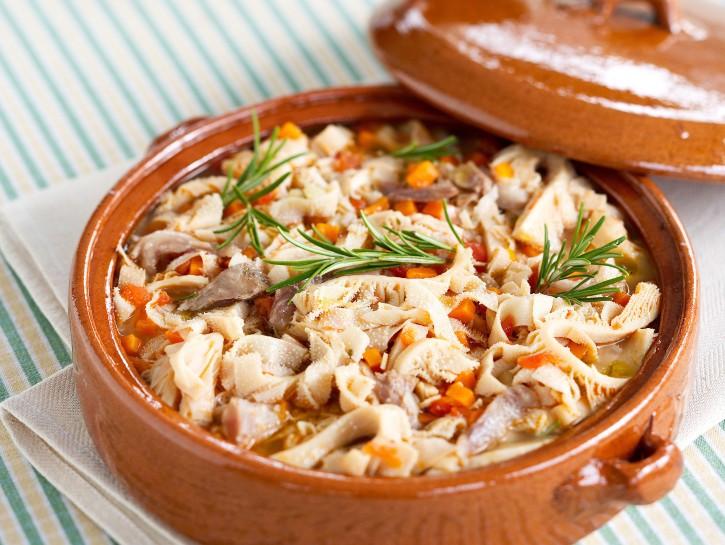 Что попробовать в Риме из супов: триппа (trippa alla romana)