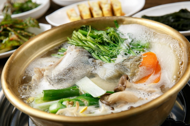 Морская еда на Крите — суп какавья
