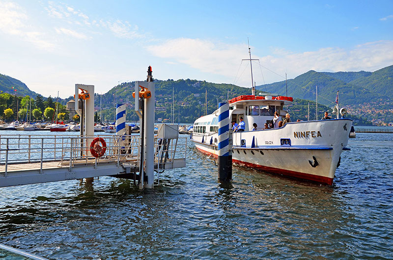 Лучшие экскурсии из Милана: поездка на озеро Комо