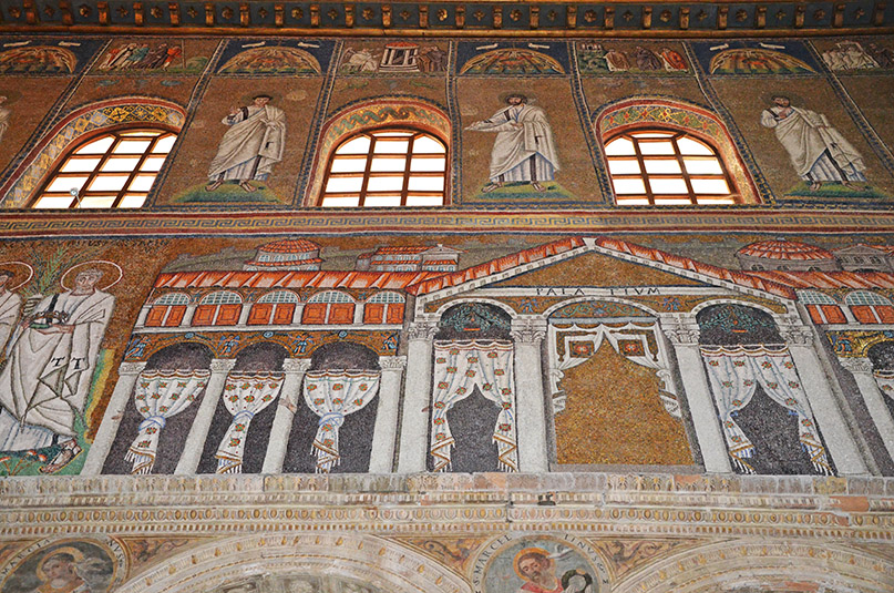 Мозаики Равенны (Италия)