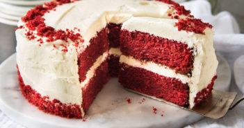 «Красный бархат» — пошаговый рецепт и ингредиенты для торта