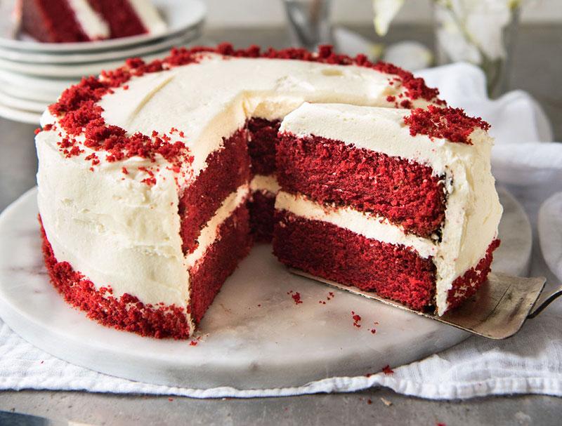 Лучшие торты мира: Красный бархат